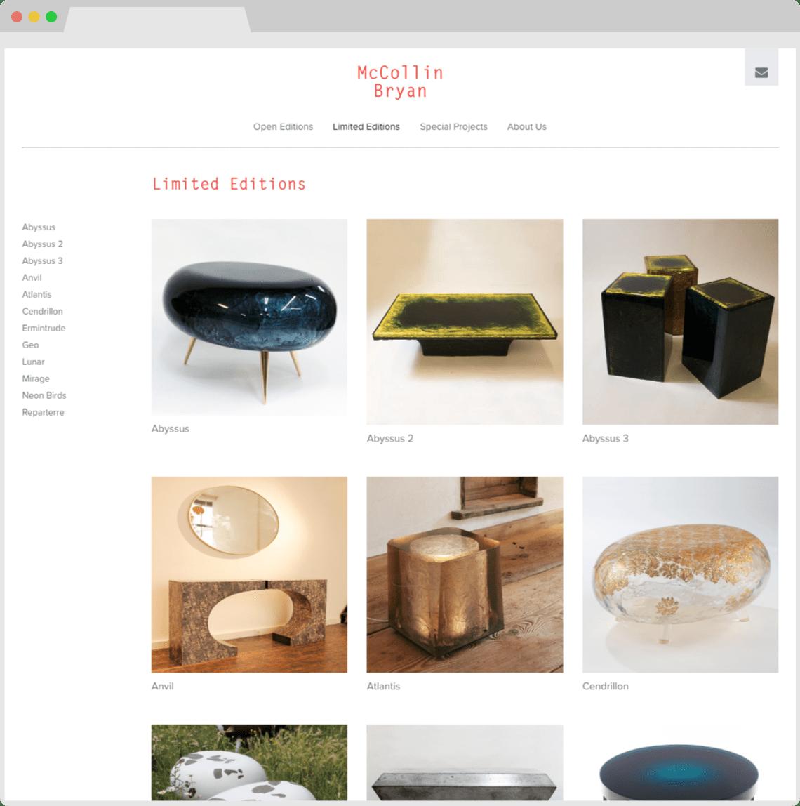 Business website design by HeavyGuru, London